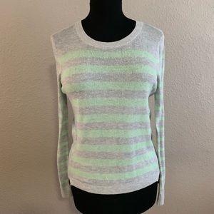 Banana Republic stripe pullover sweater